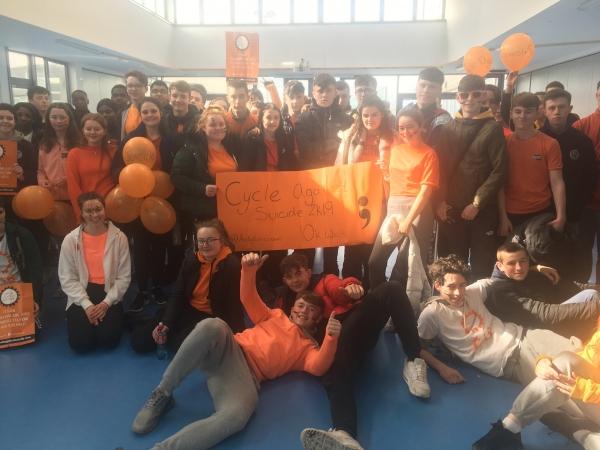 Schools Go Orange Day
