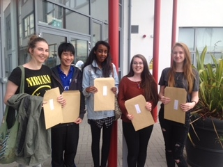 Congratulations to our Leaving Cert students