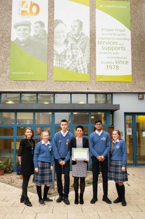 School Ambassador Programme - Prosper Fingal